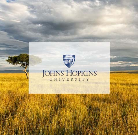 Johns Hopkins Web Design