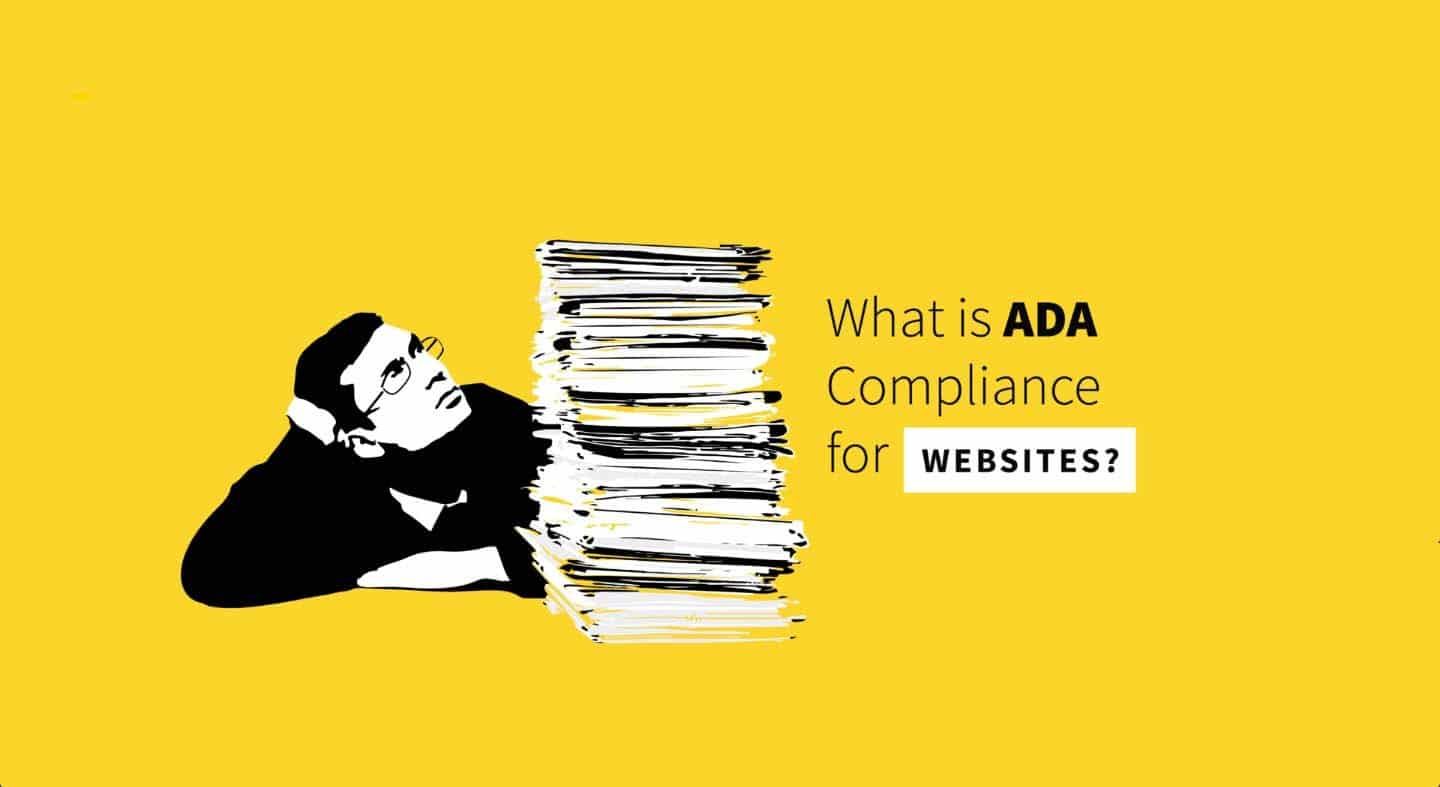 ADA-compliance web design