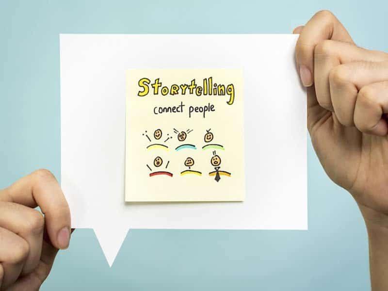 non profit storytelling