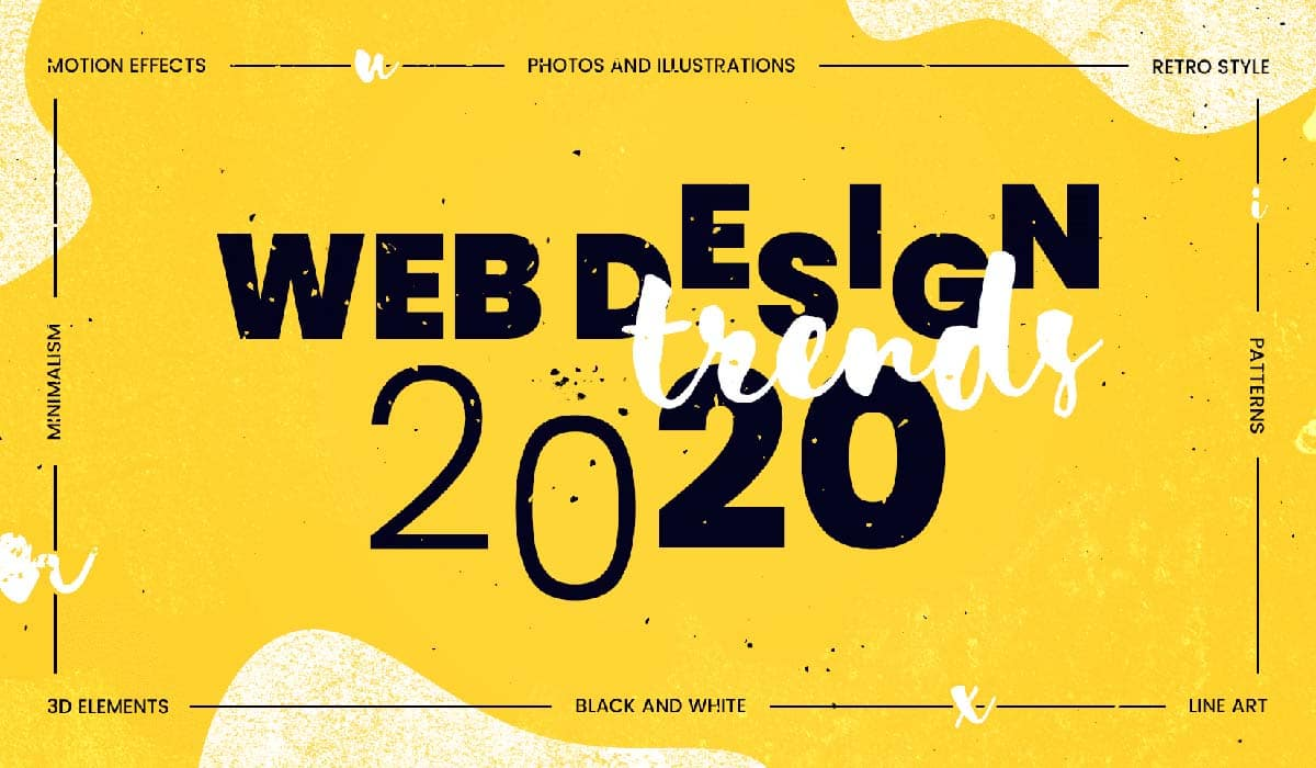 website design trends 2020