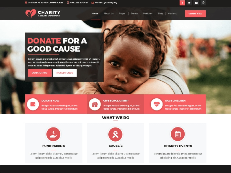 non profit website best practices